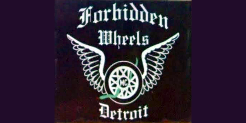 Forbidden wheels mc