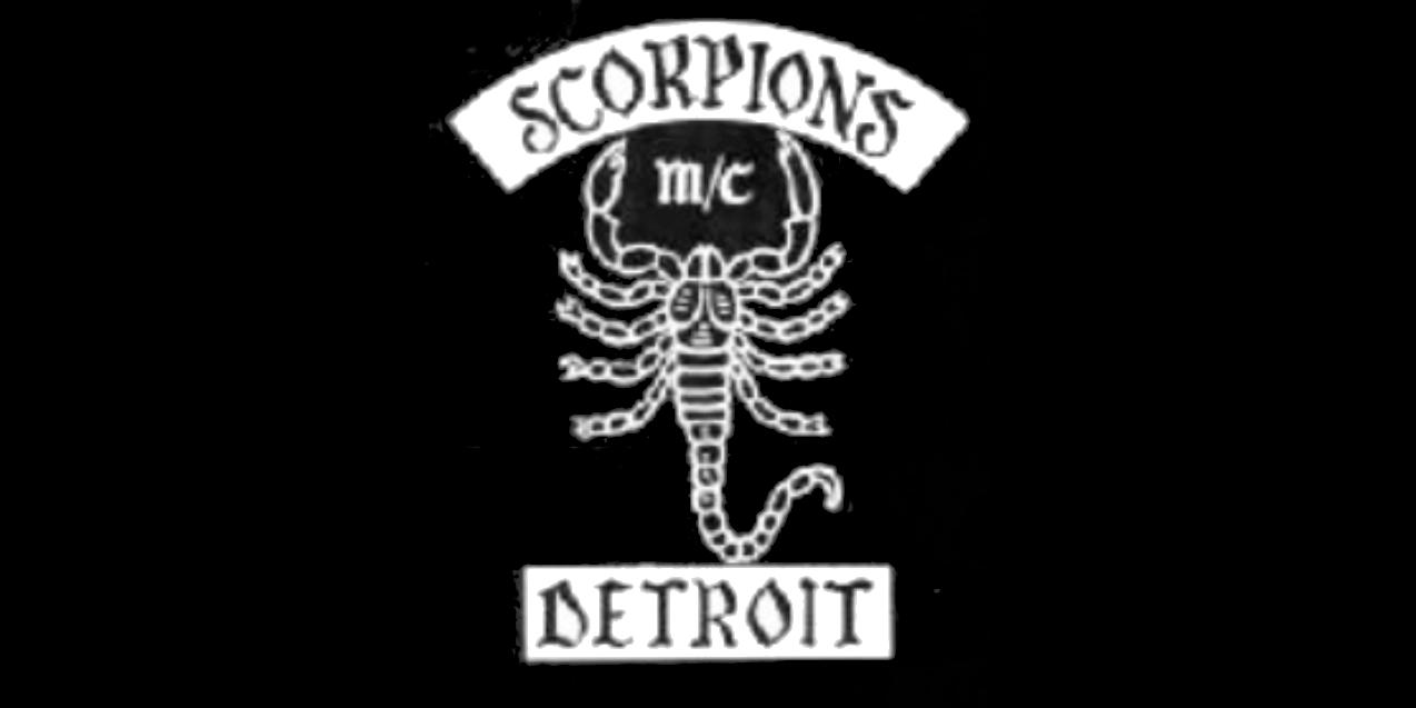 Scorpions Mc Motorcycle Club One Percenter Bikers