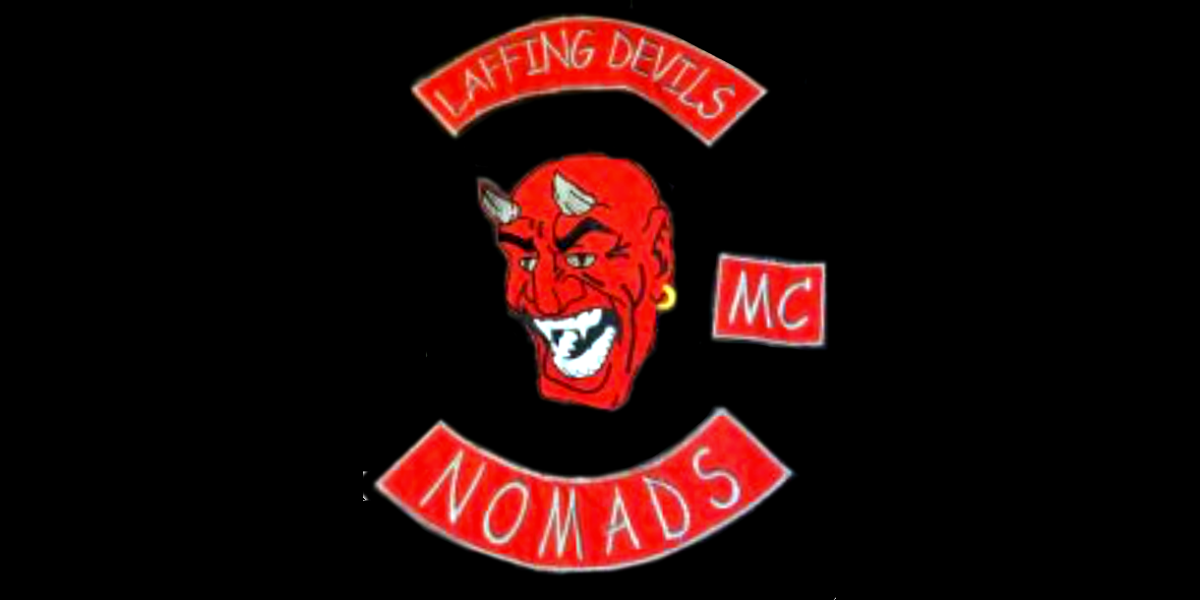 Laffing Devils MC Motorcycle Club - One Percenter